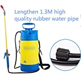 5L Manual Agrícola pulverizador spray de plástico Herramientas de Jardinería (Stick)
