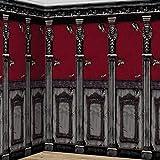 falksson XL Wanddeko Zimmerwand des gruseligen Herrenhauses