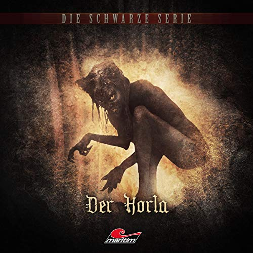 Der Horla audiobook cover art