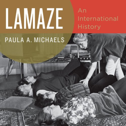 Couverture de Lamaze: An International History
