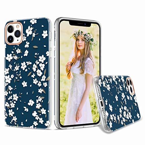 Funda para iPhone SE 2020, iPhone 7/8, suave de alta calidad, diseño de mármol, TPU, protección frontal y trasera, silicona transparente, transparente, para iPhone SE 2020, iPhone 7/8, color azul