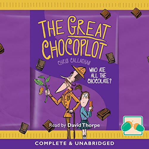 The Great Chocoplot cover art