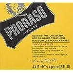 Proraso Hot Oil Beard Treatment Set 3