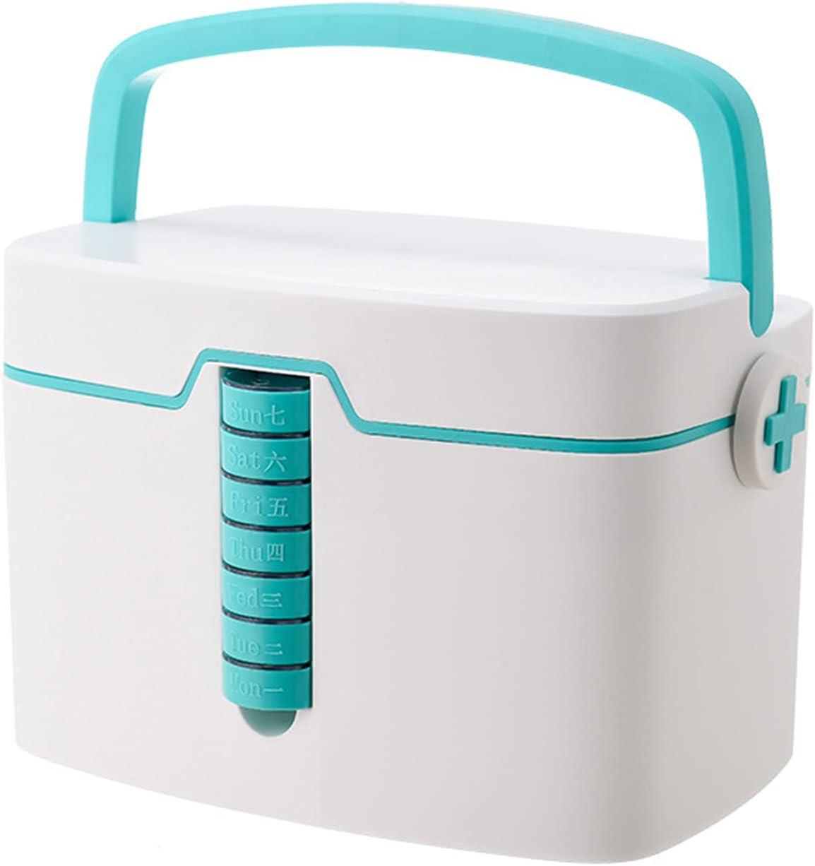Bargain sale PIVTXRQS Storage Box Medications wit Medical HousePharmacy OFFicial site