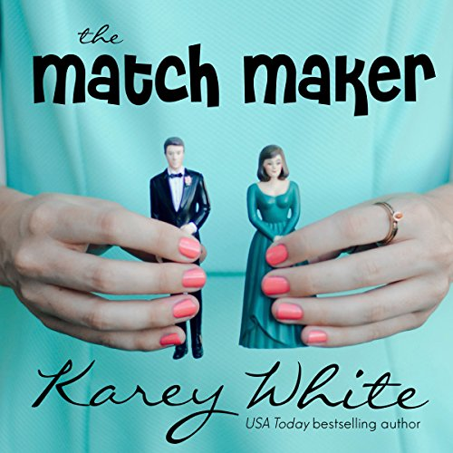 The Match Maker audiobook cover art