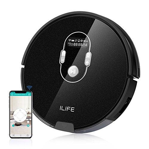 iLife A7 Robot aspirador inteligente (Limpieza Programmata, con ...