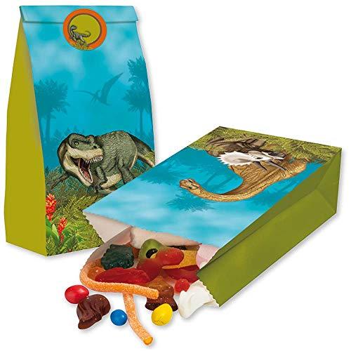 TapirElla Partytüten aus Papier T-Rex
