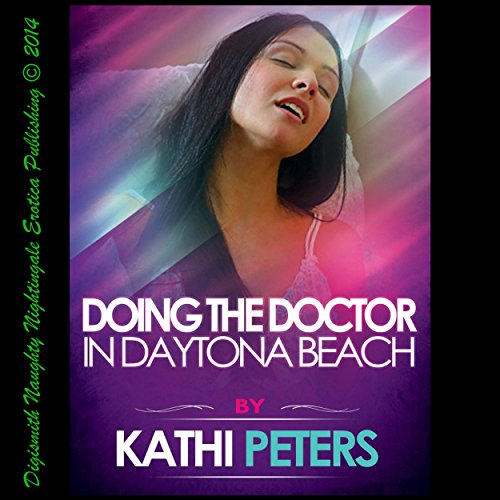 Doing the Doctor in Daytona Beach audiobook cover art