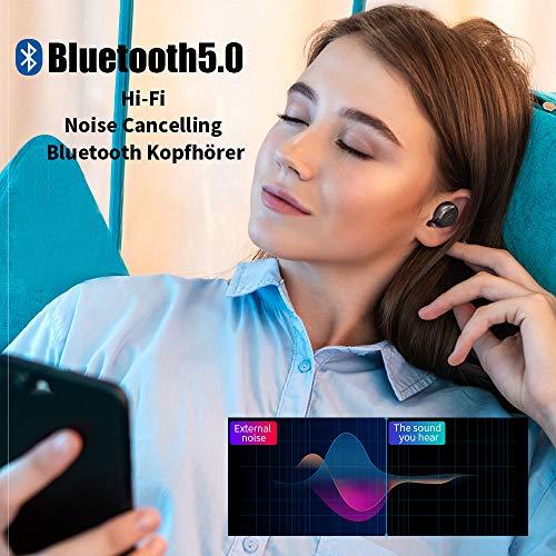 Antimi Bluetooth Kopfhörer 2019 Bild 2*