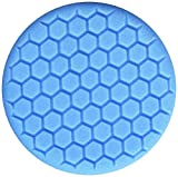 HEX LOGIC 6,5 INCH BLUE SOFT POLISHING PAD