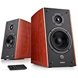 Edifier R2000DB Powered Bluetooth Bookshelf Speakers - Near-Field Studio Monitors - Optical Input