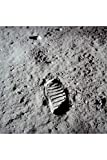 First Footprint On The Moon Neil Armstrong Photo Photograph Cool Wall Decor...