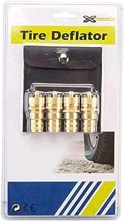 Xcessories X-2360 Tire Deflator Set, 4 Pcs