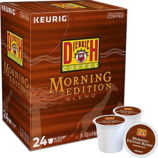 Diedrich Morning Edition K Cup Pods 手机壳 96 Pods