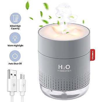 10x Ersatzfilter für USB-Wasserdeckel Diffusor Aroma-Luftbefeuchter AM S2