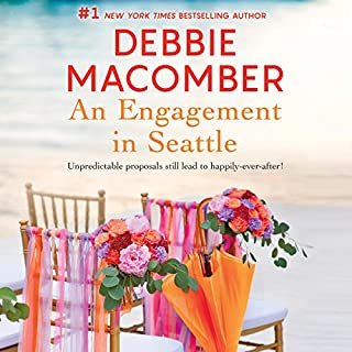 An Engagement in Seattle     Groom Wanted/Bride Wanted              By:                                                                                                                                 Debbie Macomber                               Narrated by:                                                                                                                                 Lisa Larsen                      Length: 13 hrs and 51 mins     211 ratings     Overall 4.4
