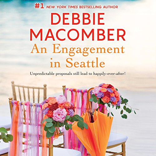 An Engagement in Seattle audiobook cover art