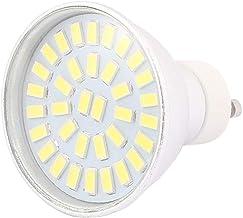 X-DREE 220V-240V GU10 LED Light 5W 5730 SMD 35 LEDs Spotlight Down Lamp Bulb Energy Saving Pure White(220V-240 ν GU10 LED ...