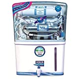 Aqua Grand Plus RO+UV+UF With TDS Adjuster Tap Mount Water Filter (12L, White)
