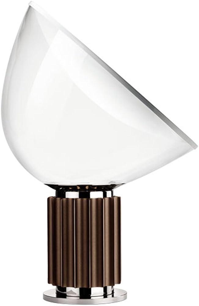 Flos taccia lampada da tavolo bronzo F6602046