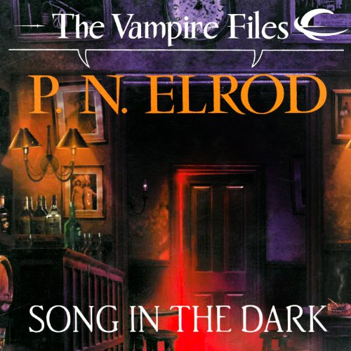 Song in the Dark audiobook cover art