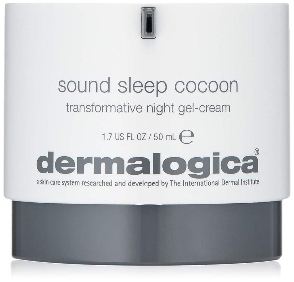 イソギンチャク浸すセーターダーマロジカ Sound Sleep Cocoon Transformative Night Gel-Cream 50ml/1.7oz並行輸入品