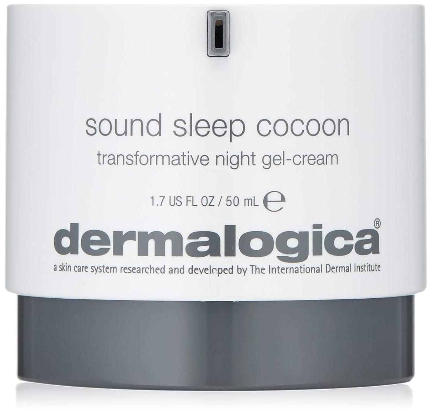 魚セクションベックスダーマロジカ Sound Sleep Cocoon Transformative Night Gel-Cream 50ml/1.7oz並行輸入品