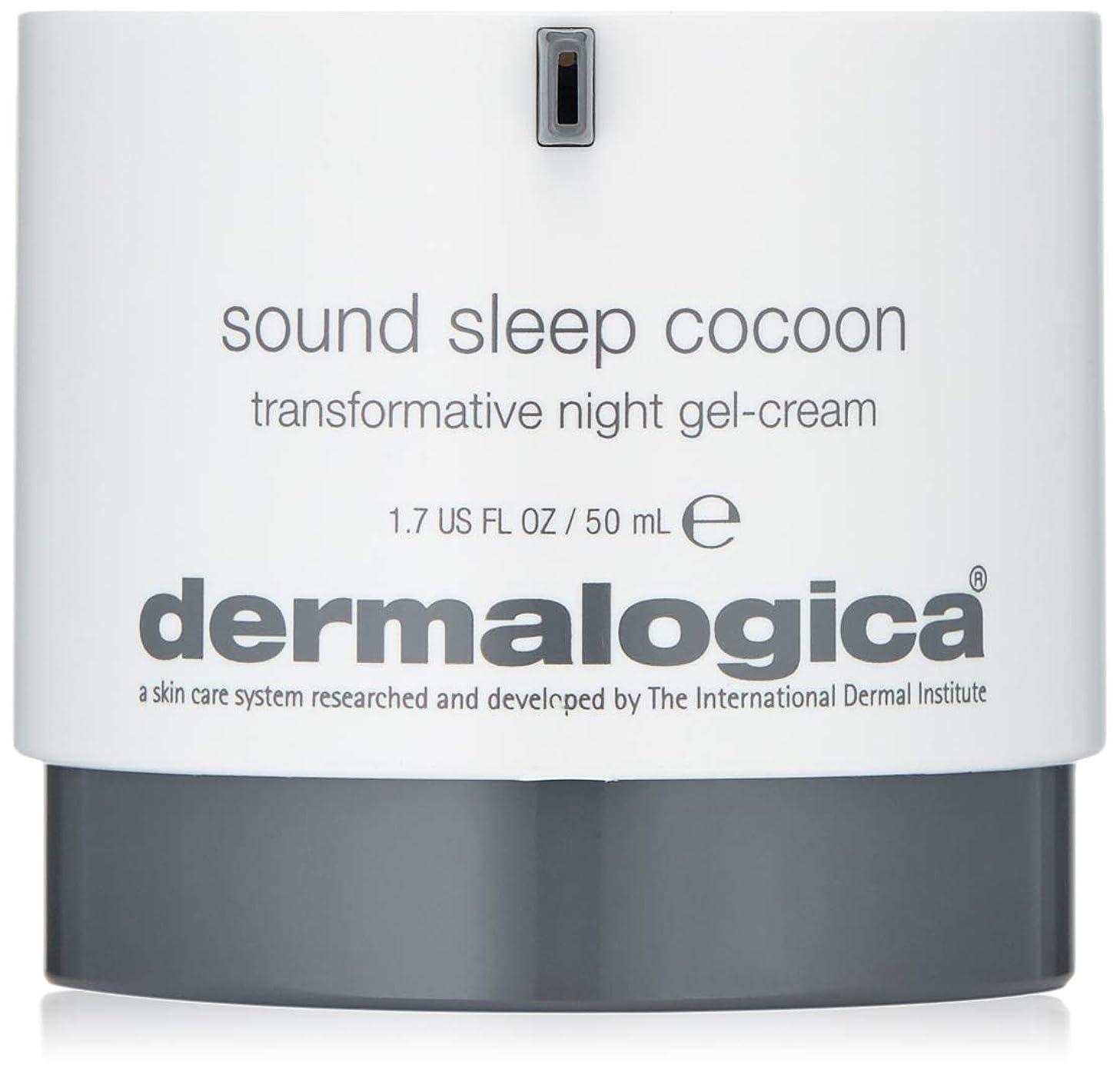 マーチャンダイザー真鍮殺人者ダーマロジカ Sound Sleep Cocoon Transformative Night Gel-Cream 50ml/1.7oz並行輸入品