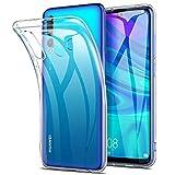 Amonke Coque Huawei P Smart Plus 2019 Transparente, Silicone Durable, Antichoc, Ultra Mince, Ultra...