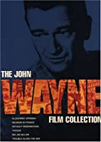 The John Wayne Film Collection (Without Reservations / Allegheny Uprising / Tycoon / Reunion in France / Big Jim McLain