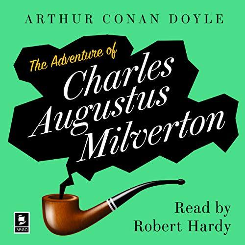 The Adventure of Charles Augustus Milverton cover art