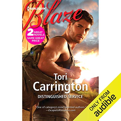 Distinguished Service Audiobook By Tori Carrington cover art