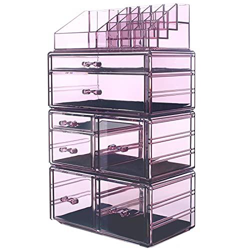 InnSweet Large 4-Piece Cosmetic Storage Box