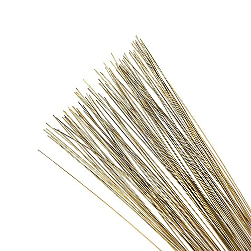 Silver Welding Rods Gold Soldering Wire Metal Soldering Brazing Rods for Jewelry Making and Repair Easy Solder Silver