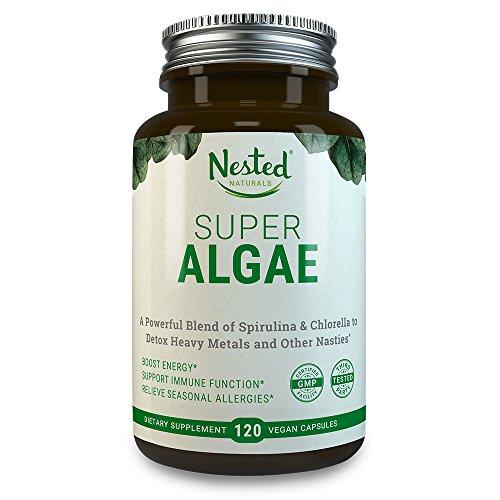 Chlorella Herbal Supplements