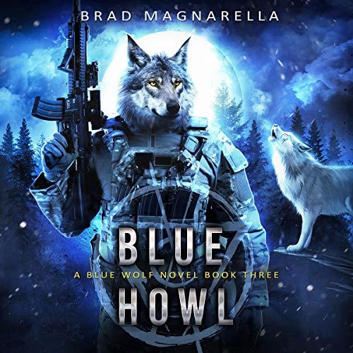 Blue Howl cover art