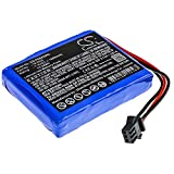 TECHTEK batería sustituye 16-W44 Compatible con [FLUKE] 830