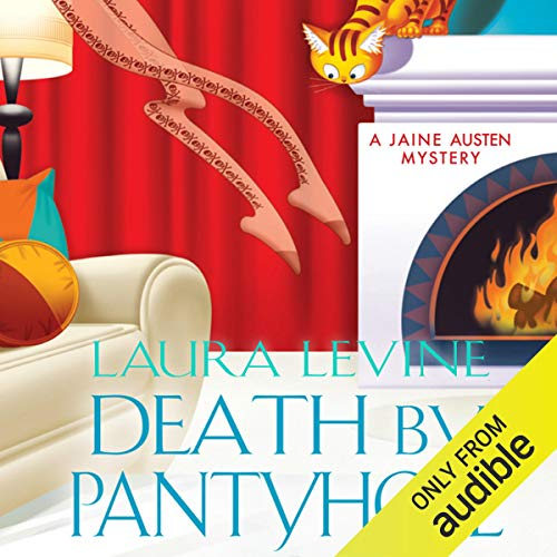 Death by Pantyhose cover art