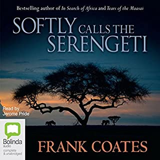 Softly Calls the Serengeti cover art