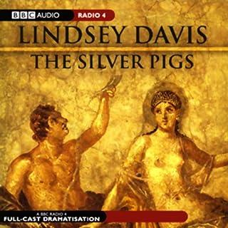Page de couverture de The Silver Pigs