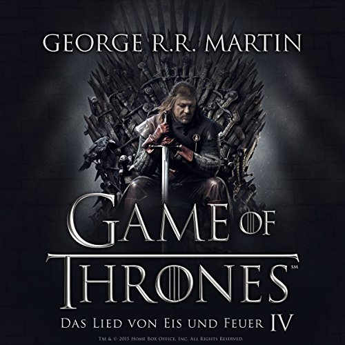 Game of Thrones - Das Lied von Eis und Feuer 4 audiobook cover art