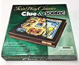 Milton Bradley Twin Play Classic: Clue and Sorry