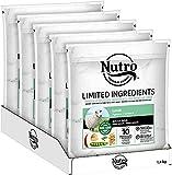 NUTRO Limited Ingredients Hundefutter Trockenfutter Adult 10-30kg mit Lamm 5x1,4kg