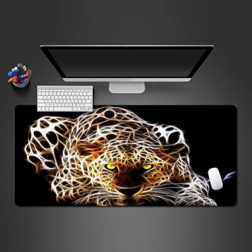 Sonnenunterganglandschaftsentwurfs-Mausunterlagenspielspielerqualitätsspielmausunterlagenart und weisespielcomputermausunterlage 900x300x2