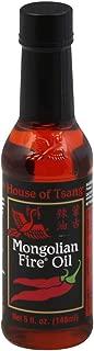 House of TSANG Oil MONGOLIAN Fire, 5 OUNCES, 6 BOTTLES