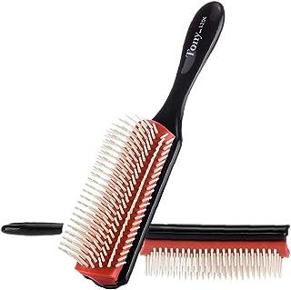 Styling Curl, 1pc Hårborste Hår Styling Comb Detangling Brush Anti Static Hair Comb Inte mer Tangle Fashion Styling Brush