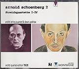 Streichquartette 1-4 - Arditti Quartet