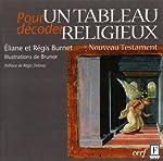 Pour décoder un tableau religieux - Nouveau Testament d'Eliane Burnet