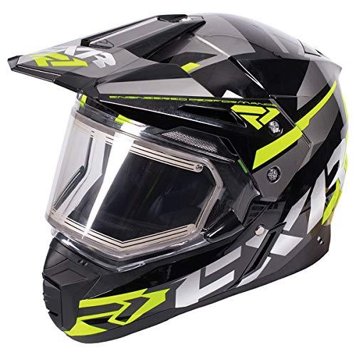 fxr modular snowmobile helmet - 6