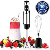 Best Hand blenders - BSTY 2-in-1 Hand Blenders Set 15-Speeds Powerful Immersion Review